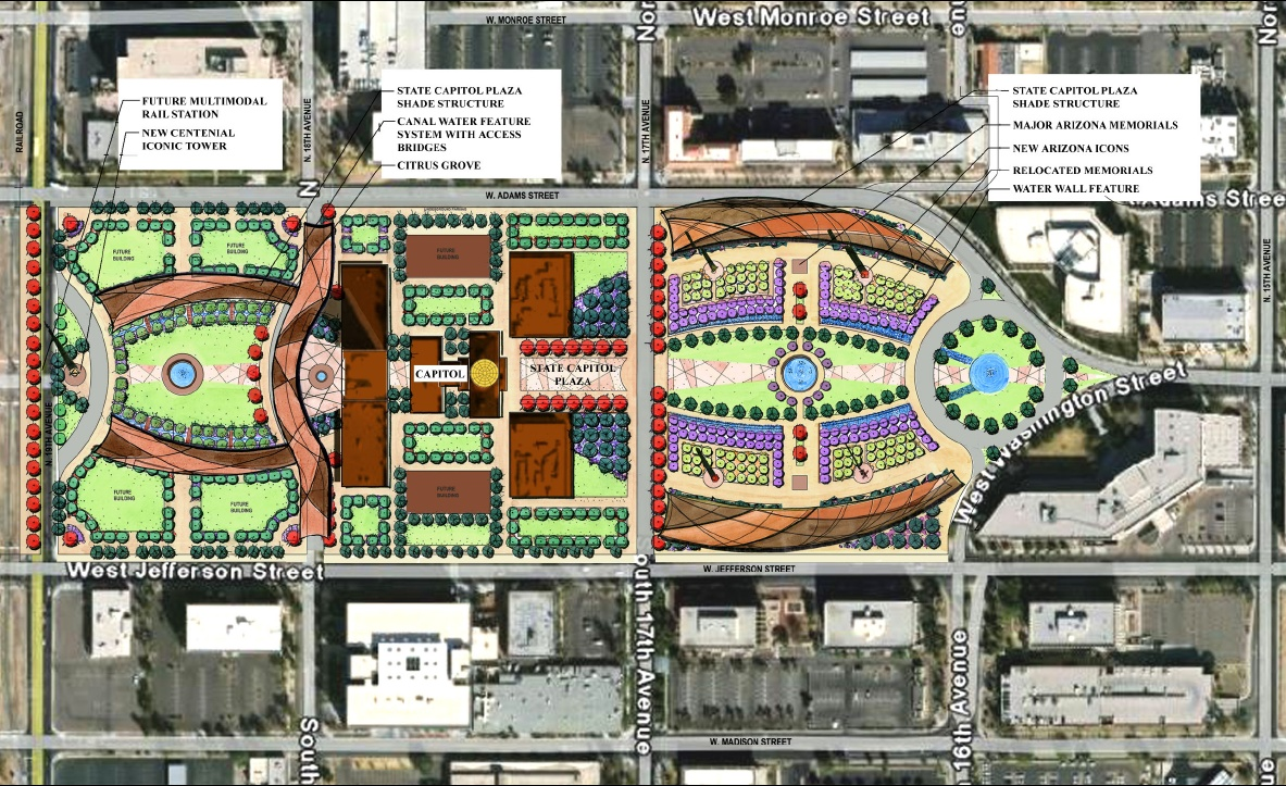 Mall Blueprints Submited Images