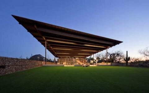 2012 Honor Award - Weddle Gilmore black rock studio - Scottsdale, Arizona
